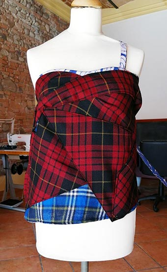 Abito Scottish
