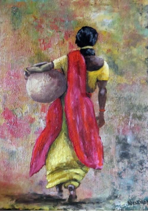 RED - Mostra di pittura di Werther Vincenzi